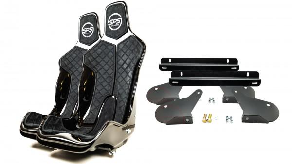 Sitzpaket SPS Rennschalensitz MK6 MX-5 NA/NB