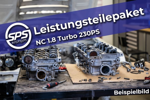 Leistungsteilepaket NC 1.8 Turbo 230PS