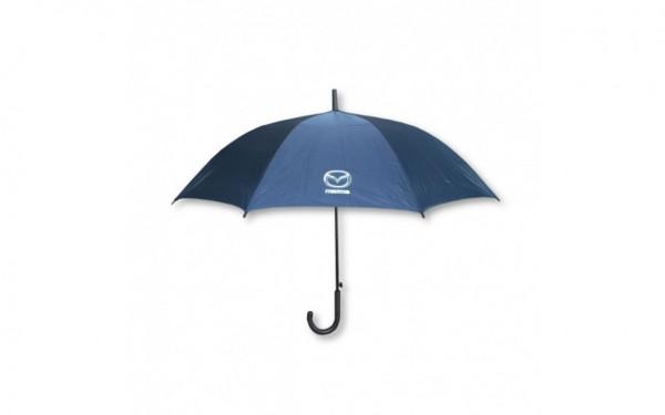 Mazda Regenschirm blau