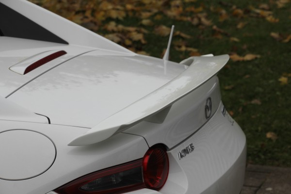 """Rear Spoiler """"Dragonwing"""" for MX-5 ND"""