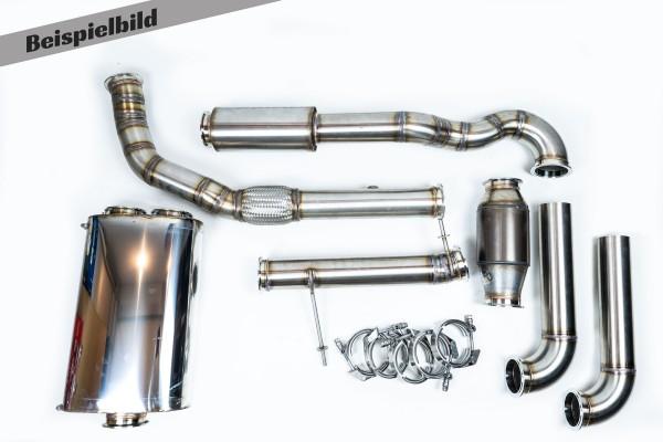 """SPS Motorsport Duplex Abgasanlage 3"""" EFR NA"""