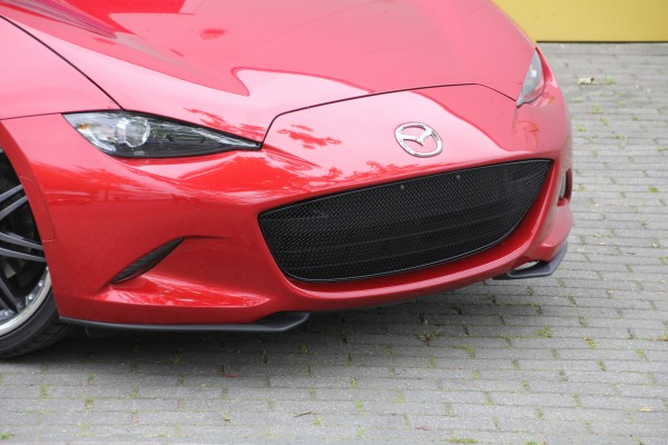 Stainless steel MESH front grille MX-5 ND