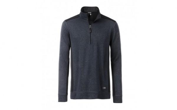 Mazda workwear fleece pullover unisex