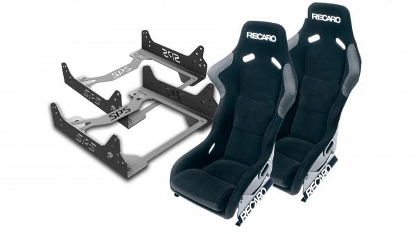 Sitzpaket Recaro Profi SPG MX-5 NA/NB