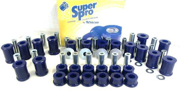 SuperPro Fahrwerksbuchsenkit MX-5 NA/NB/NBFL