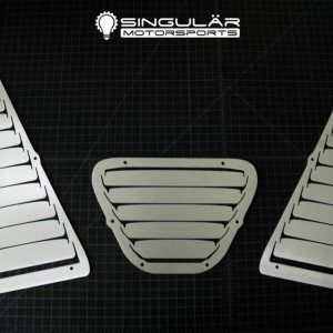 Singular Motorsports Motorhaubenschlitze NA