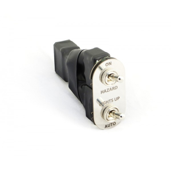 JASS Performance toggle switch hazard/pop up headlight MX-5 NA
