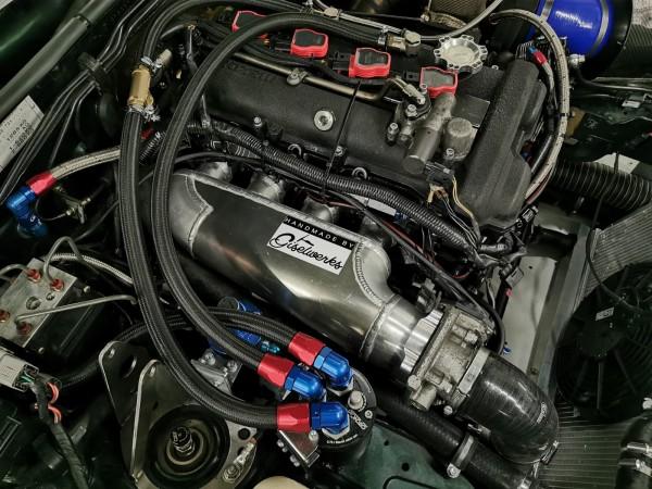 Giselwerks Ansaugkrümmer für MX-5 NA/NB/NBFL 1,8