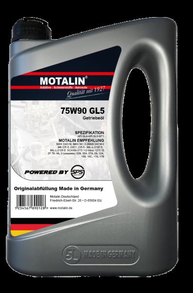 Motalin Combisynt 75W-90 GL4/5