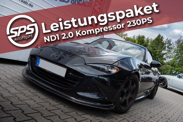 Leistungspaket ND1 2.0 Kompressor 230PS
