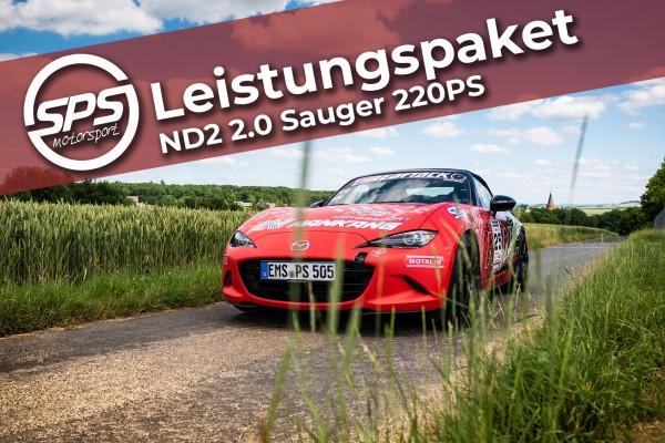 Leistungspaket ND2 2.0 Sauger 220PS