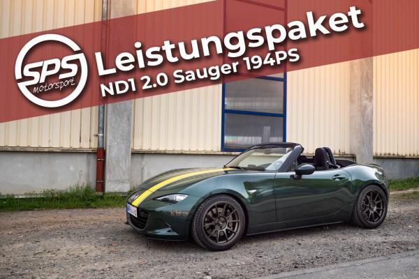 Leistungspaket ND1 2.0 Sauger 194PS