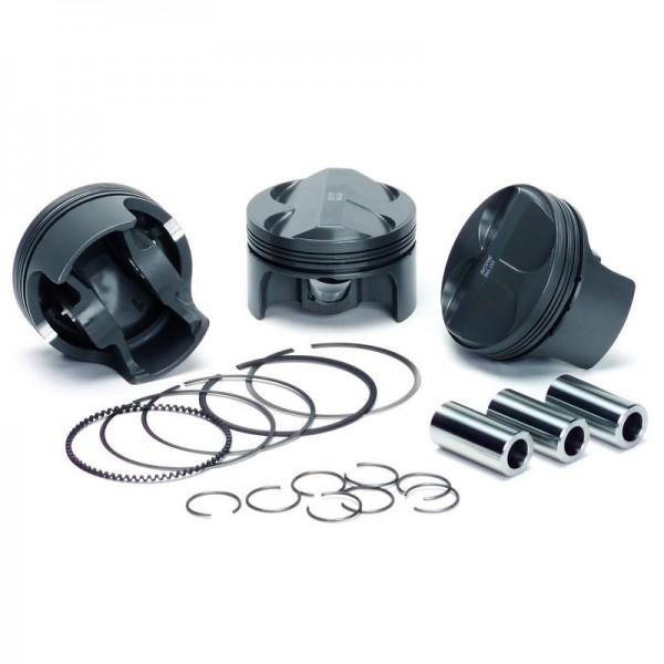 Supertech Piston Kit 1.6 B6 Engine 79,00mm Bore 10,6:1