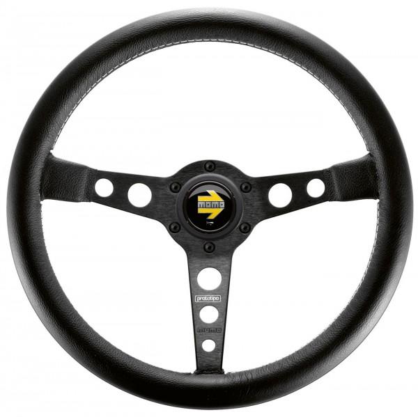 MOMO Steering Wheel Prototipo black