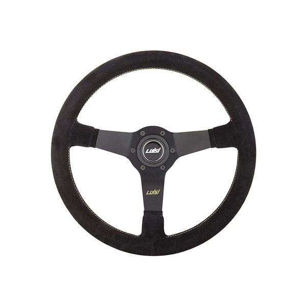 Luisi steering wheel Mirage 350mm suede