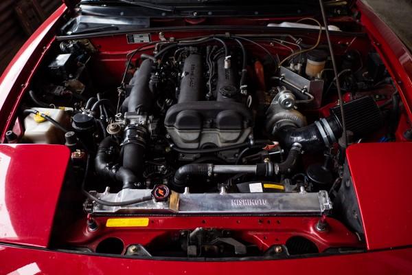 Leistungspaket NA 1.8 Turbo 255PS