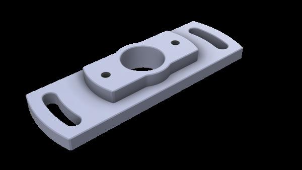 Adapter Drosselklappensensor MX-5 NA 1.6L Aluminium