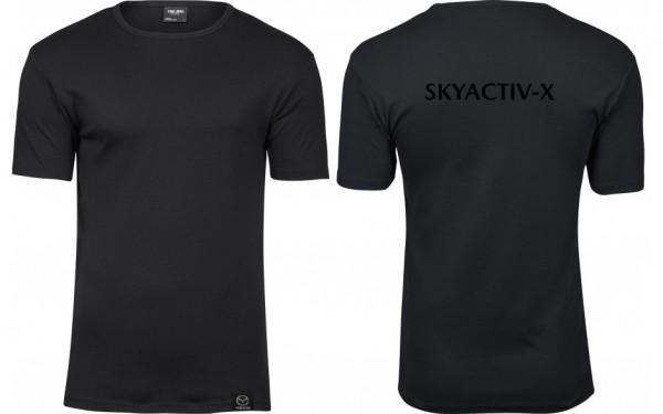 Mazda Skyactive-X T-Shirt Damen