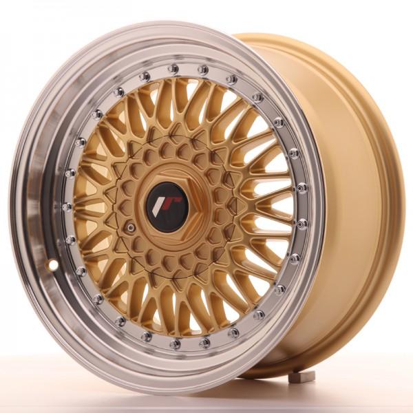 JR9 16x7,5 ET25 4x100/108 Gold