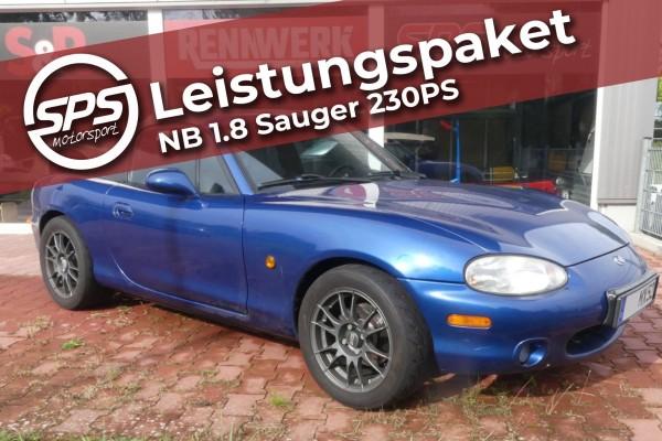 Leistungspaket NB 1.8 Sauger 230PS