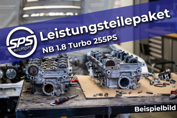 Leistungsteilepaket NB 1.8 Turbo 255PS