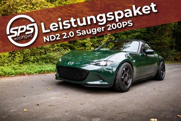 Leistungspaket ND2 2.0 Sauger 200PS