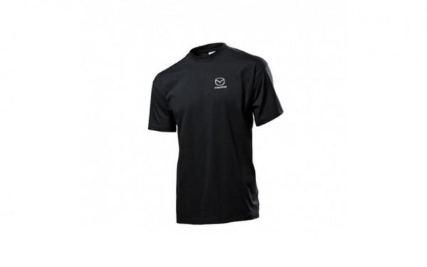 Mazda T-Shirt schwarz Damen