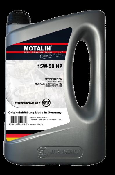 Motalin 15W-50 HP
