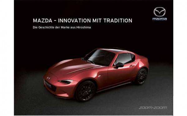 Mazda brand book
