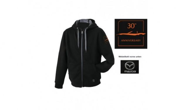 Mazda 30th Anniversary Sweatjacke Herren