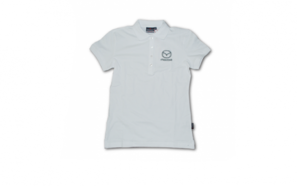 Mazda Stretch poloshirt Men