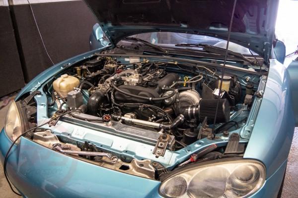 Leistungspaket NBFL 1.8 Turbo 330PS