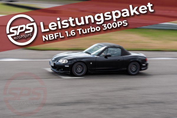 Leistungspaket NBFL 1.6 Turbo 300PS