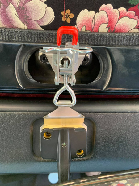 Bikinitop mount front interior mirror MX-5 NA/NB/NBFL