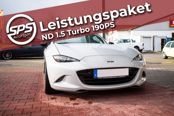 Leistungspaket ND 1.5 Turbo 190PS