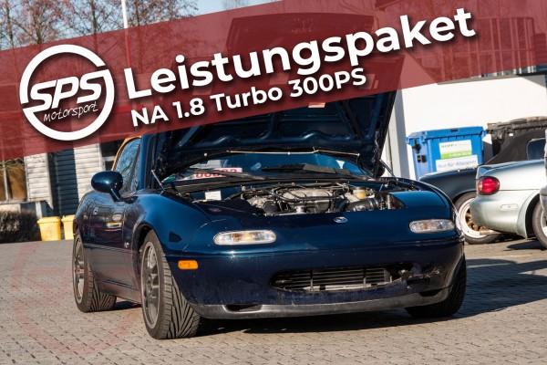Leistungspaket NA 1.8 Turbo 300PS