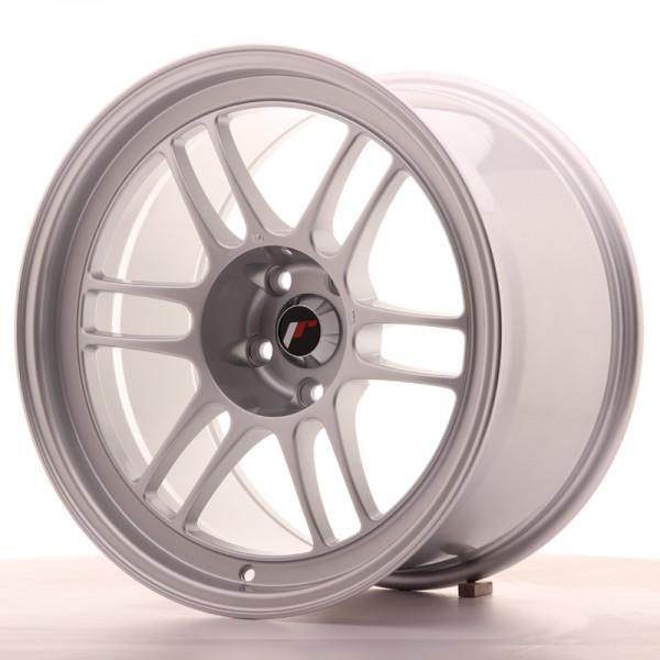 JR7 18x10,5 ET15 5x114,3 Silver