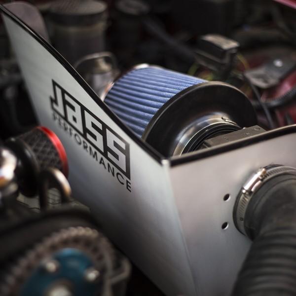 JASS Performance Hitzeschutzschild Ansaugung MX-5 NA