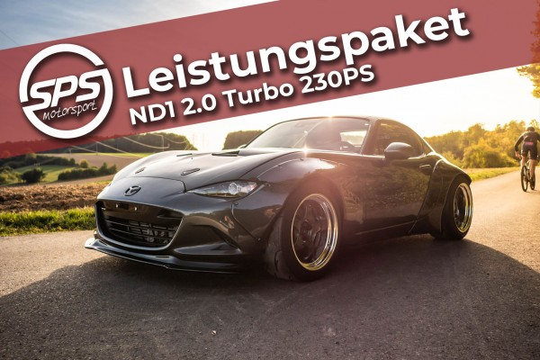Leistungspaket ND1 2.0 Turbo 230PS