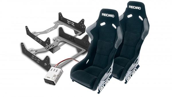 Sitzpaket Recaro Profi SPG MX-5 NBFL