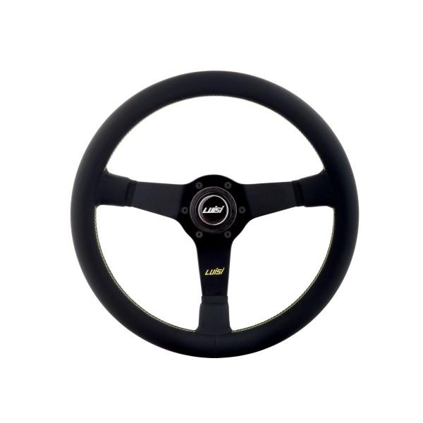 Luisi steering wheel Mirage 350mm leather