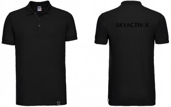 Mazda Skyactive-X Poloshirt Damen