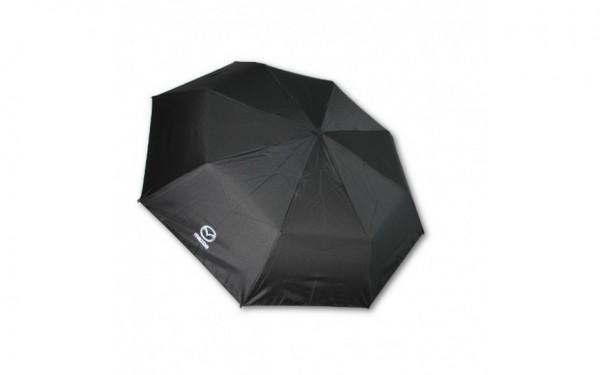 Mazda folding umbrella schwarz