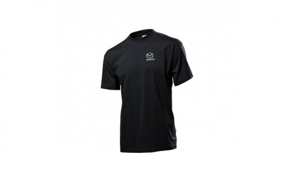 Mazda T-Shirt black Men
