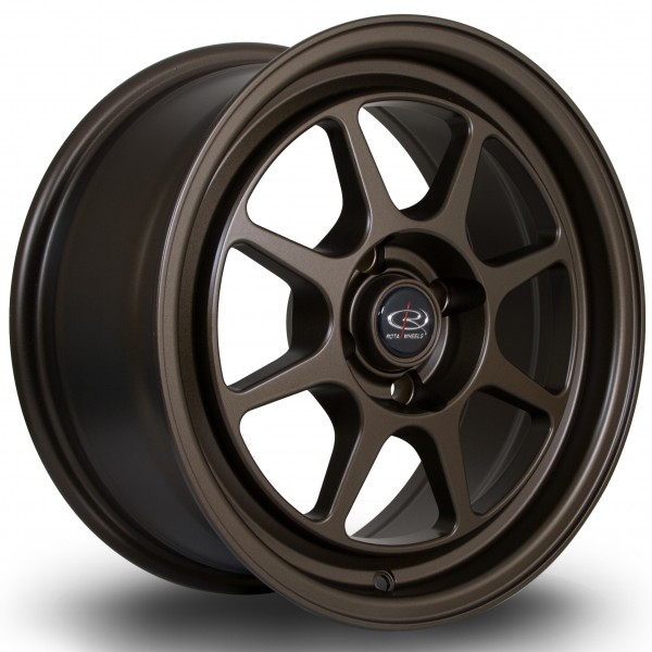 Spec 15x7 ET35 4x100 Matt Bronze