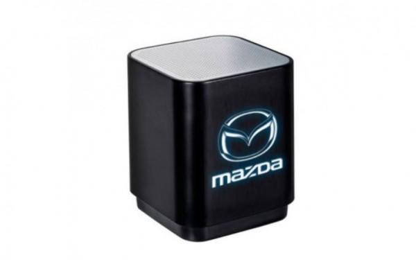 Mazda Bluetooth Lautsprecher schwarz
