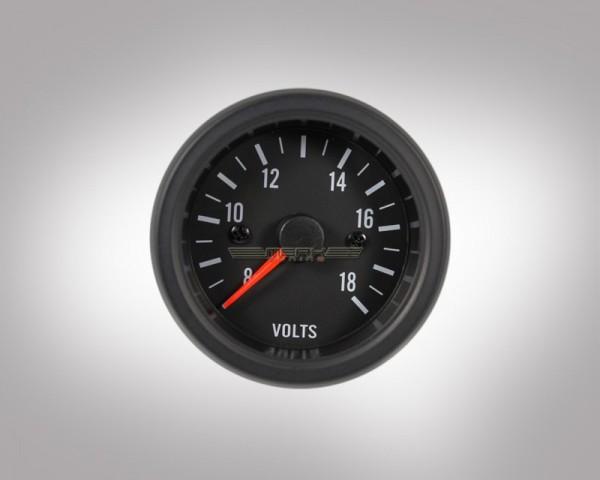 Voltmeter Classic Series 52mm
