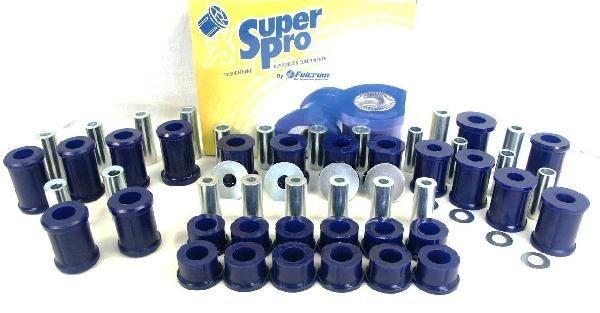 SuperPro Running Gear Buchsenkit (ohne Stabilisatorbuchsen) MX-5 NA/NB/NBFL