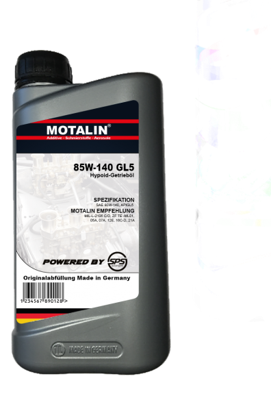 Motalin 85W-140 GL5