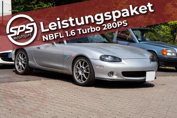 Leistungspaket NBFL 1.6 Turbo 280PS